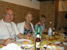Krzysztof, Anna i Ela