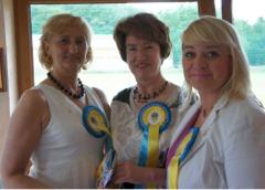 Amberki Iwona, Ela i Beata