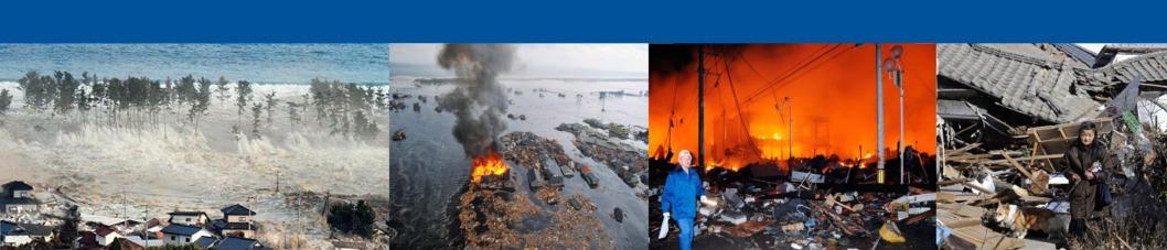 120 milionów dolarów wsparcia dla ofiar kataklizmów (2003 - 2015)