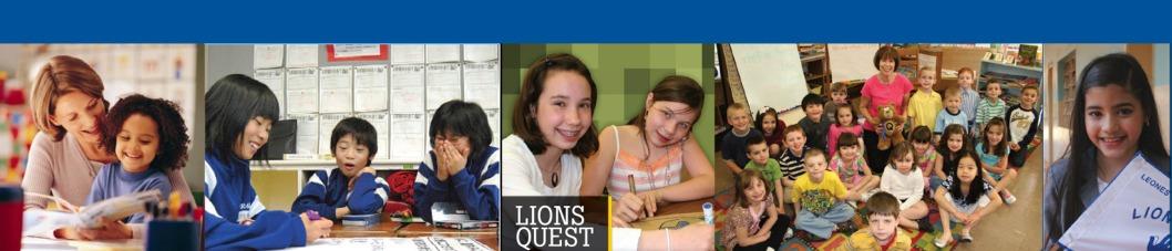 12 milionów beneficjentów programu Lions Quest - sztuka dojrzewania (od 1986 r.)