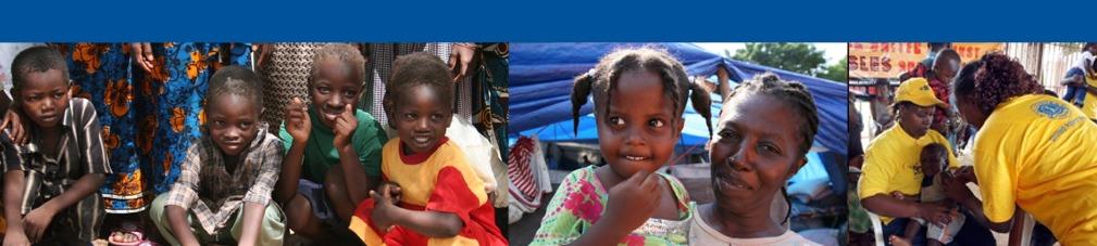 41 milionów dzieci z Afryki zaszczepionych przeciwko odrze (od 2011 r.)
